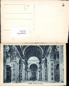 551751,Vatikan Vaticano Rom Roma Petersdom Petersplatz