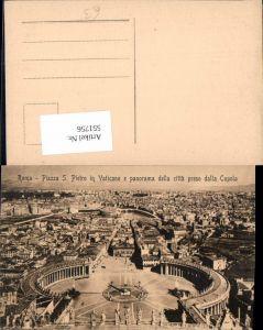 551756,Vatikan Vaticano Rom Roma Petersdom Petersplatz