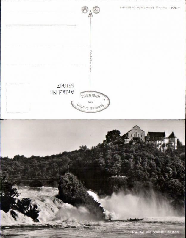 551847,Rheinfall Laufen Schaffhausen Neuhaus Wasserfall