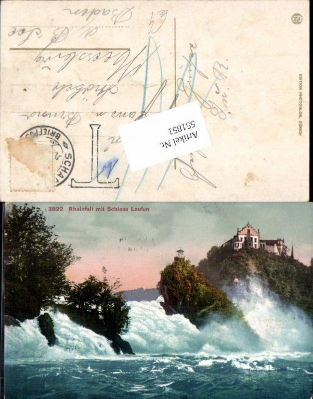 551851,Rheinfall Laufen Schaffhausen Neuhaus Wasserfall