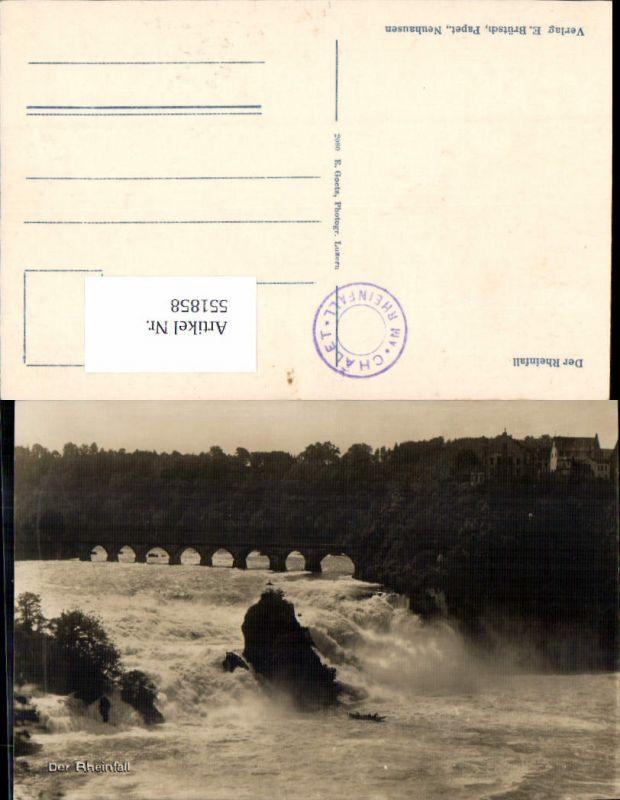 551858,Rheinfall Laufen Schaffhausen Neuhaus Wasserfall