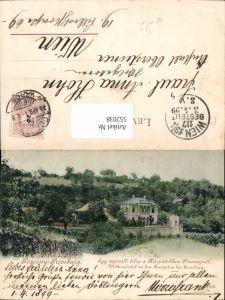 552038,tolle AK Slovakia Pressburg Pozsony Villenviertel in den Karpaten Bratislava