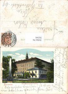 552341,Kremsier Kromeriz Fürst Bischöfl. Schloss pub Mehner Maas 6423