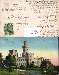 552382,Schloß Frauenberg Hluboka nad Vltavou