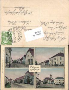 552386,seltene AK Kumzaku Kumzak Königseck Kunzak Jindrichuv Hradec Böhmen