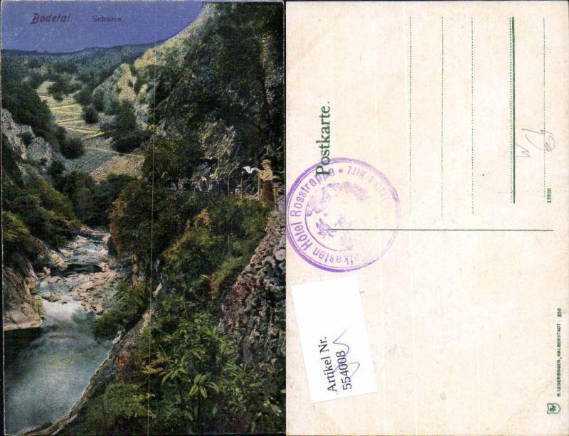 544008,Thale im Harz Bodetal