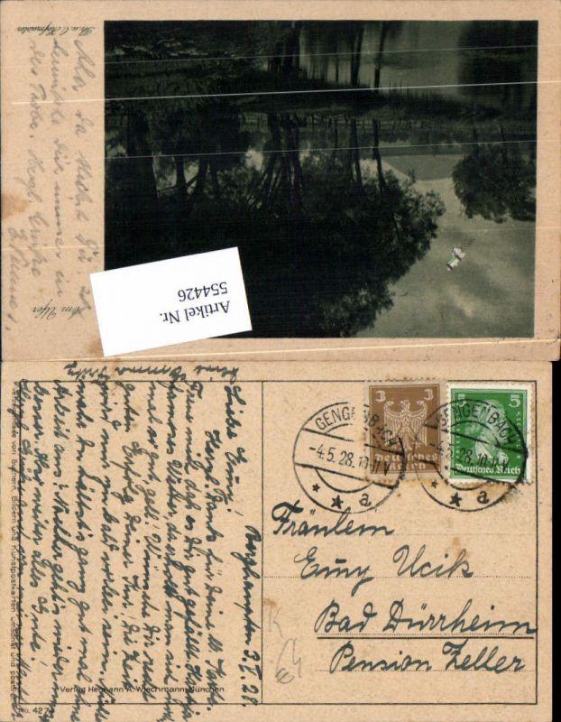 554426,Stempel Gengenbach n. Bad Dürrheim Pension Zeller