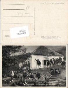 557320,Tiroler Freiheitskampf Andreas Hofer Buchhütte Josef Thalgutter Meranern 1809