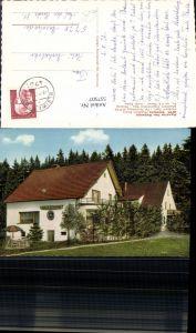 557507,tolle AK Bleiwäsche Waldkreis Büren Pension Waldwinkel Bad Wünnenberg Detmold Paderborn