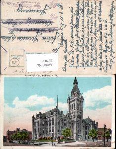 557805,New York Buffalo City Hall