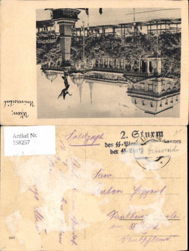 558257,2. Sturm SS-Feldpost des SS-Pionier xxxx Johannes Österreich