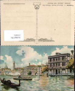 558451,tolle Künstler AK Veneto Venezia Venedig Palazzo Vendramin