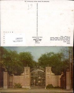 559087,Main Gate Johnston Gate Cambridge Massachusetts