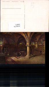 560875,Künstler Ak Berthold Pierson Eisenach Wartburg Kemenate der h. Elisabeth