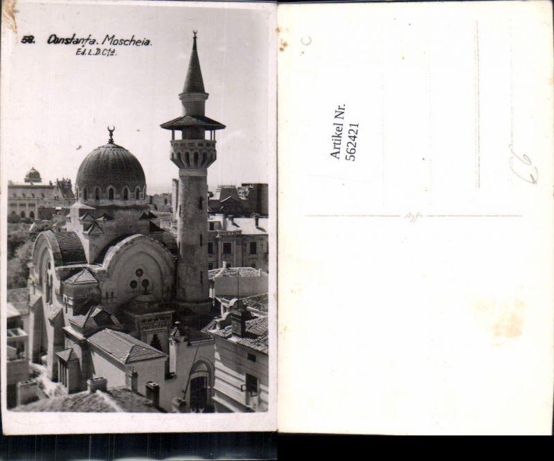 562421,Romania Constanta Moschee Mosque Moscheia