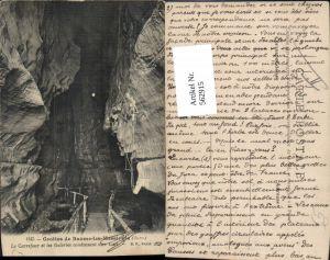 562915,Grottes de Baume-les-Messieurs Le Carrefour et les Galeries conduisant aux Lacs Höhle Grotte