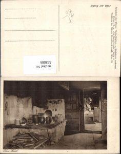 563086,Künstler Ak Hans Wiedl Fer der Kultur Herd Feuerstelle Ofen Heizung