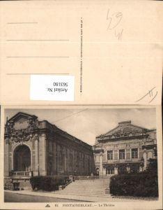 563180,Fontainebleau Le Theatre Theater Oper