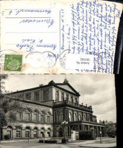 563182,Hannover Oper