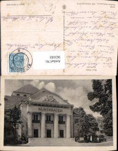 563183,Bad Elster Kurtheater Theater Oper pub VEB 14/18