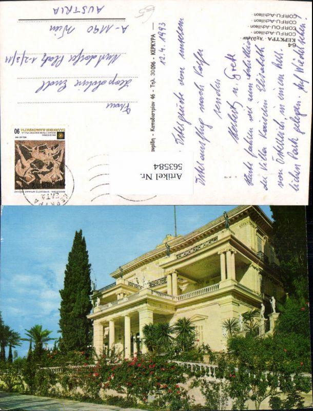 563584,Corfu Achilleon Korfu Greece