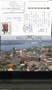 563585,Riga Teilansicht Pilsetas panorama