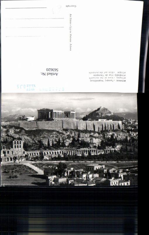 563620,Foto Ak Athen Athenes The Acropolis Akropolis Greece