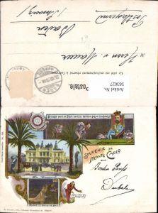 563627,Litho Monte Carlo Le Casino Monaco