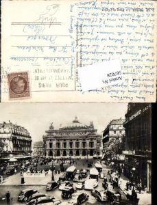 567028,Auto Automobil Oldtimer Paris Place de Opera Oper