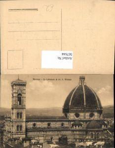 567644,Firenze Florenz La Cattedrale di Or. S. Michele Kathedrale