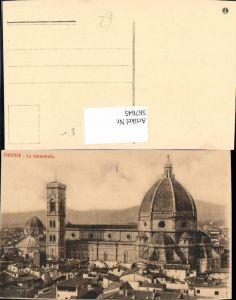 567645,Firenze Florenz La Cattedrale Kathedrale