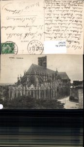 567647,Nevers Cathedrale Kathedrale