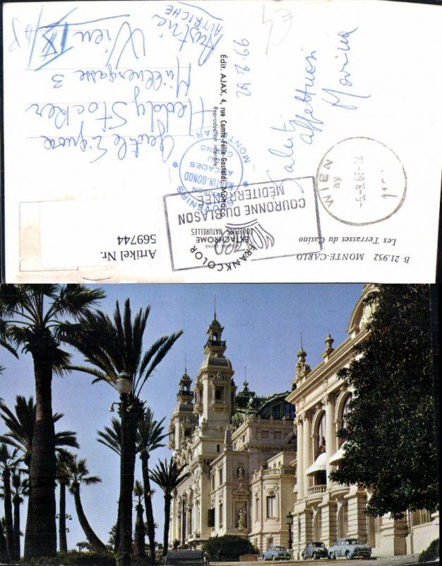 569744,Monte Carlo Les Terrasses du Casino Auto Monaco