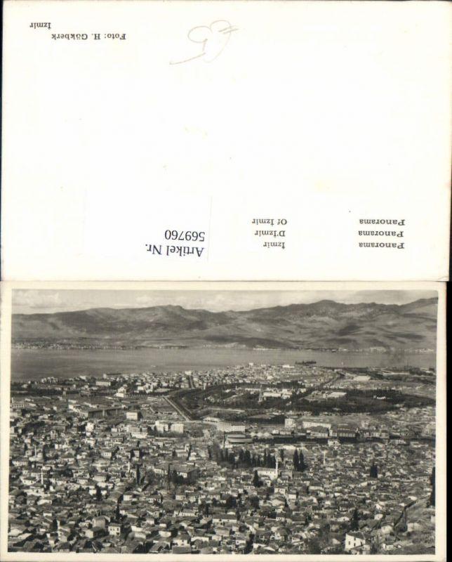 569760,Izmir Panorama Türkei