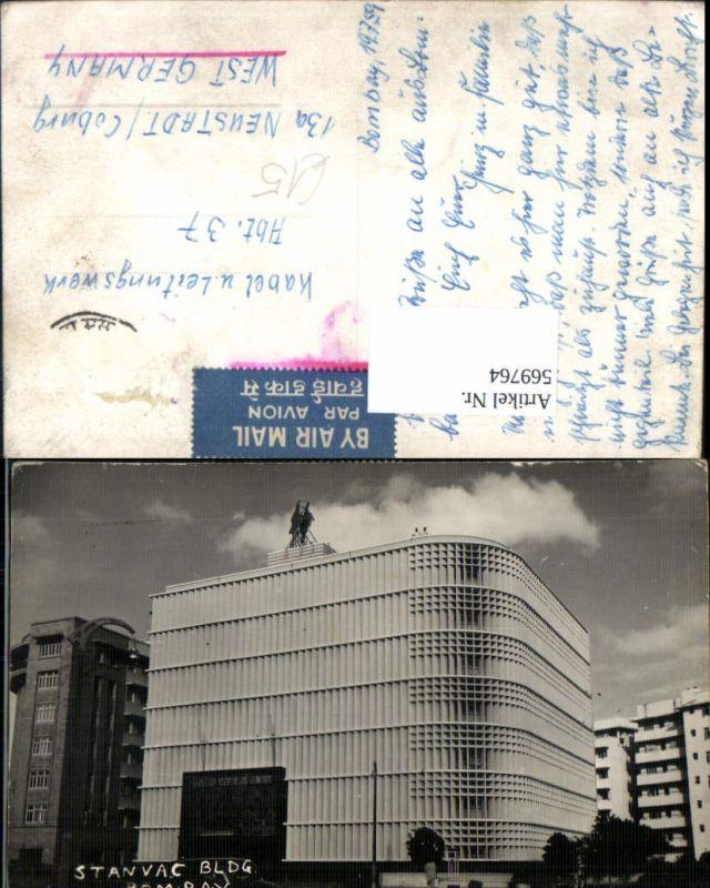 569764,Bombay Stanvac Building Mumbai India
