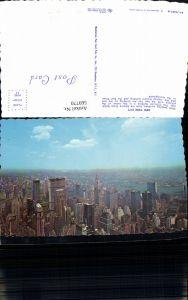 569770,USA New York City Chrysler Building Empire State Building Skyline
