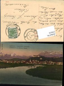 570153,Slovenia Laibach Ljuljana