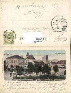 570501,Litho Ghimbav Weidenbach Gemeinde-Amt Rumänien Brasov Siebenbürgen