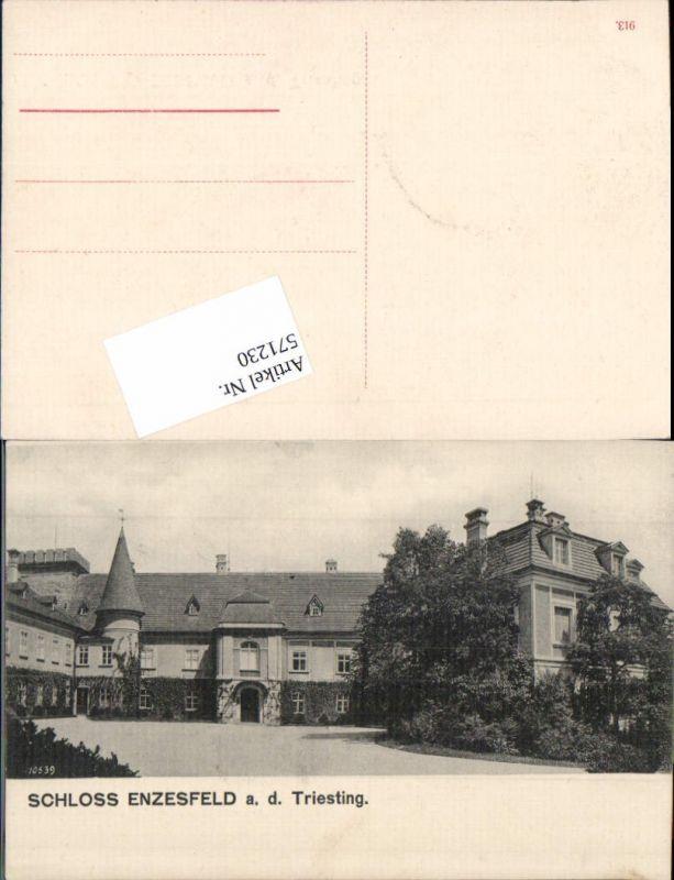 571230,Schloss Enzesfeld an der Triesting Lindabrunn
