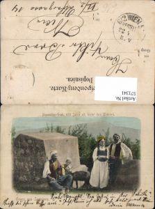 571341,Bosnia Sarajevo Bogumilen Grab Typen Trebovic Volkstypen Herzegovina