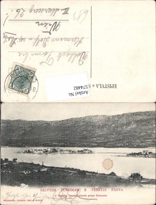 574482,Venetia Parva Vranjic Venezia Salonam Spalato