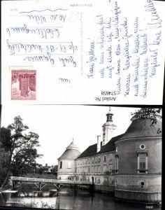 574658,Foto Ak Aistersheim Schloss Wasserschloss