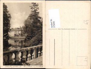575056,Jüchen Schloss Dyck Durchblick aus dem Park