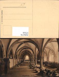 575526,Magdeburg Remter Innenansicht