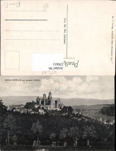 576611,Braunfels vom grossen Hoffeld
