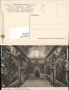 576729,Roma Rom Vatikan Vaticano Sala regla