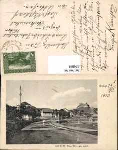 576881,Bosnia Hercegovina Doboj Straßenansicht