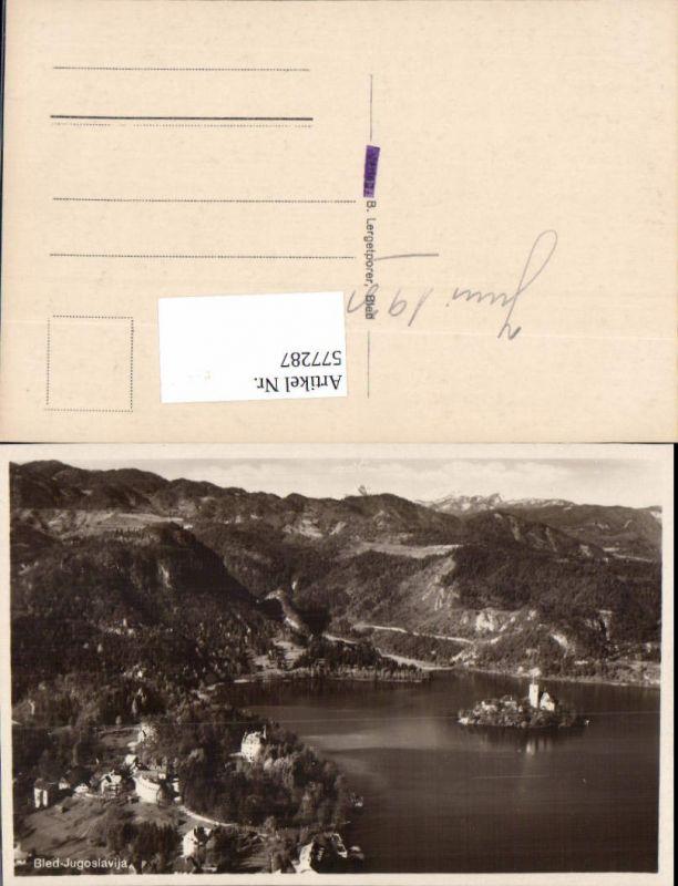 577287,Slovenia Bled Veldes Krain