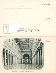 577301,Vatikan Vaticano Rom Roma Basilica San Paolo pub Stengel & Co. 11004
