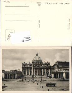 577302,Vatikan Vaticano Rom Roma San Pietro Petersplatz